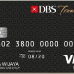 Keuntungan Memiliki Kartu Debit DBS Treasures Visa Platinum